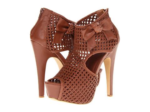 Pantofi Type Z - Elyse - Tan