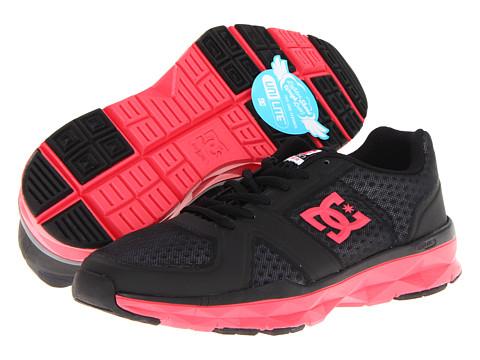 Adidasi DC - Unilite Trainer W - Black/Red