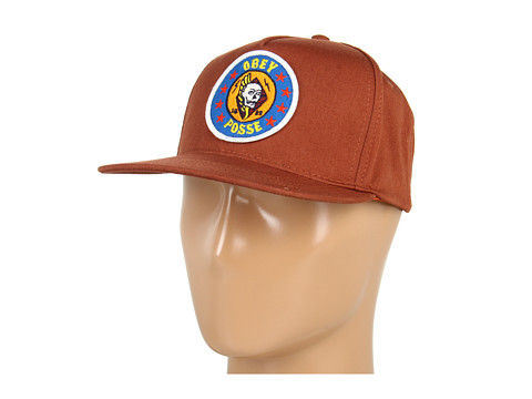 Sepci Obey - Kill Em All Snapback Hat - Sierra