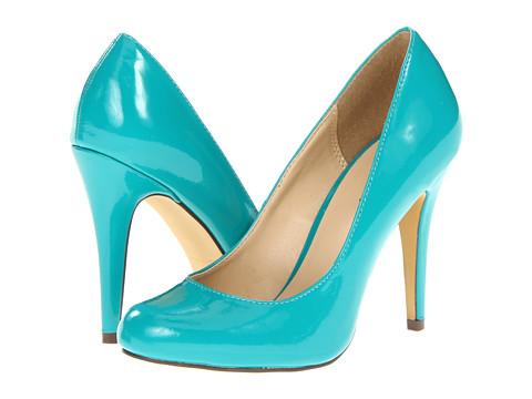 Pantofi Michael Antonio - Lydia - Teal Patent