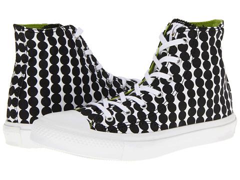Adidasi Converse - Chuck Taylorî All Starî Marimekkoâ⢠Premium Hi - Black/White