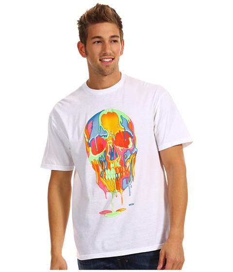 Tricouri Marc Ecko - Drip Skull - White
