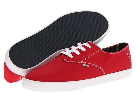 Adidasi Element - Vernon - Red Canvas