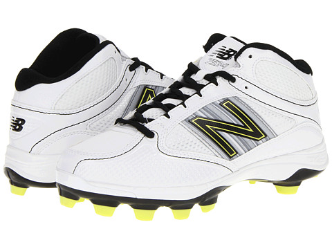 Adidasi New Balance - WF7534 TPU Molded Mid-Cut - White/Black