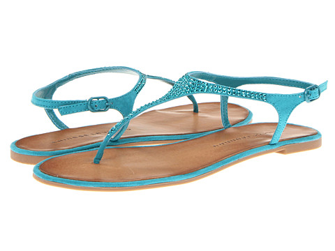 Sandale Chinese Laundry - Game Show - Teal Suede
