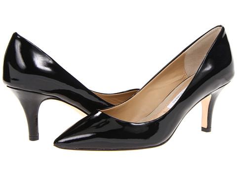 Pantofi Diane Von Furstenberg - Anette 70MM - Black Patent