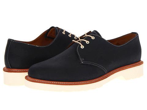 Pantofi Dr. Martens - Lester 3-Tie Shoe - Navy