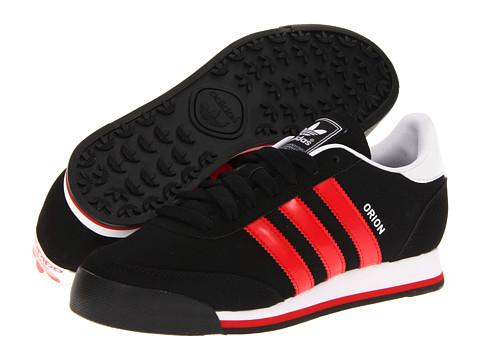 Adidasi Adidas Originals - Orion 2 - Nubuck - Black/White/Vivid Red
