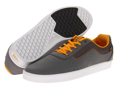 Adidasi Vans - Numeral - Gargoyle/Saffron