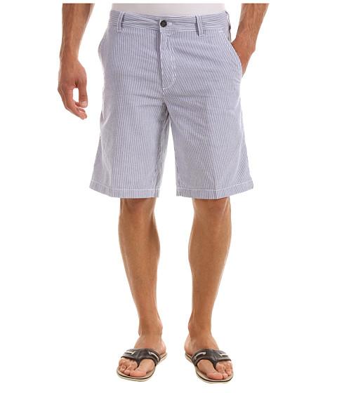 Pantaloni IZOD - Seersucker Flat Short - Blueprint