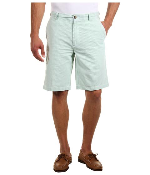 Pantaloni IZOD - Seersucker Flat Short - Peppermint