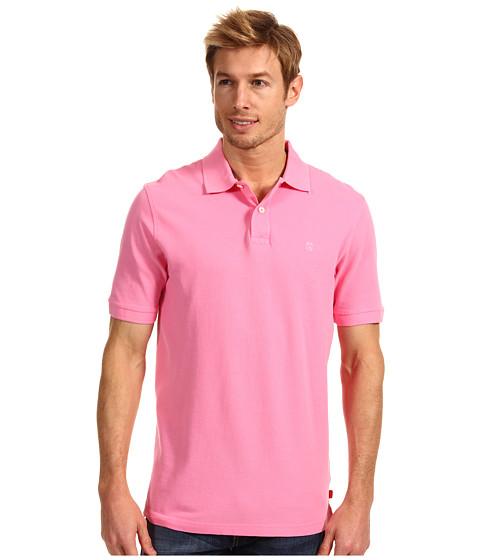Tricouri IZOD - Short Sleeve Heritage Basic Pique Polo - Sachet Pink