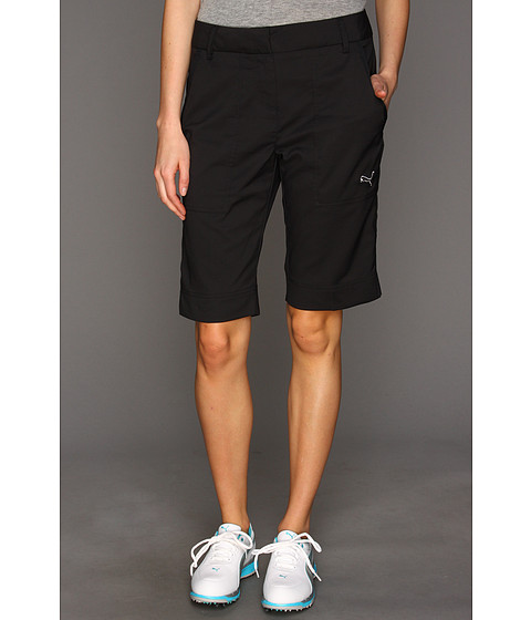 Pantaloni PUMA - Golf Tech Short \13 - Black