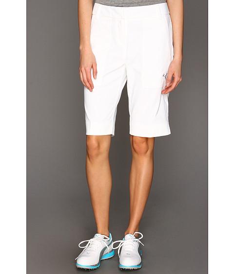 Pantaloni PUMA - Golf Tech Short \13 - White