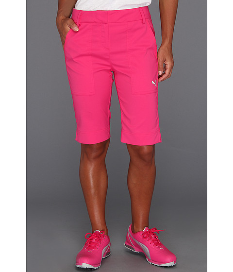 Pantaloni PUMA - Golf Tech Short \13 - Caberet