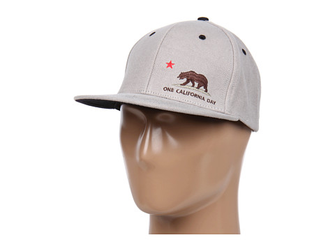 Sepci Toes on the Nose - One California Dayâ⢠Monterey Hat - Grey