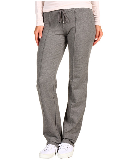 Pantaloni Lacoste - Cotton Straight Leg Sweatpant - Iron Grey