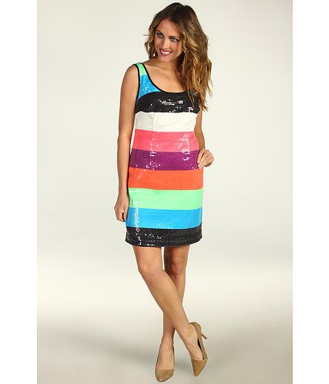 Rochii Lilly Pulitzer - Lucy Dress - Multi Printed Stripe