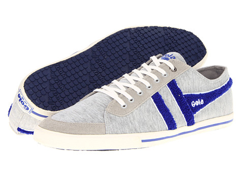 Adidasi Gola - Quota - Varsity - Grey/Reflex Blue