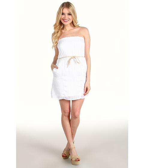 Rochii Volcom - Sail To The Stone Dress - White