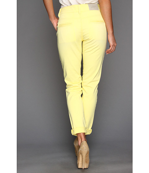 Pantaloni BCBGeneration - Johnny Destroyed Trouser Jean - Lemon Ice