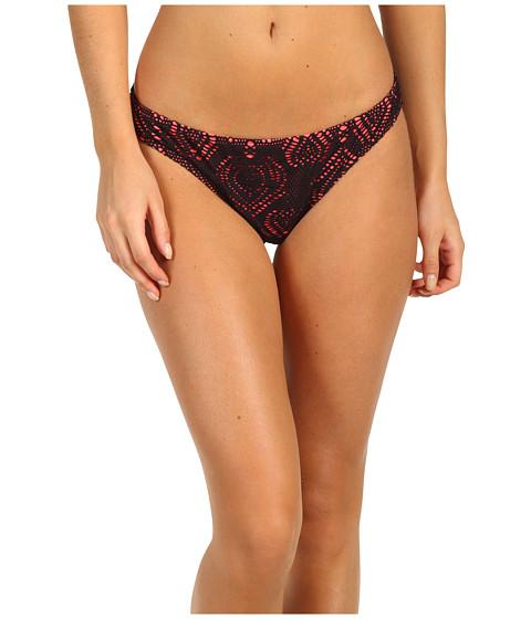 Costume de baie Body Glove - Crochet Bikini Bottom - Black