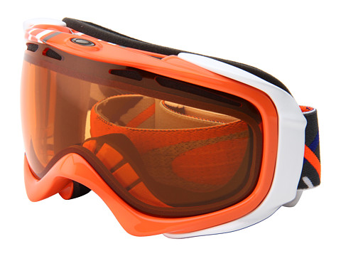 Ochelari Oakley - Elevate \12 Alternative Fit - Elevate Freedom Plaid Neon Fire w/Persimmon