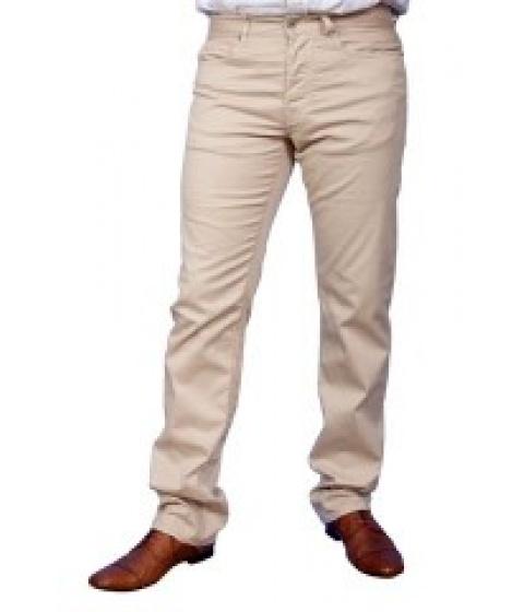 Pantaloni Bigotti - Pantalon Casual Barbati VBPNCOVN8982999942 - Bej Deschis