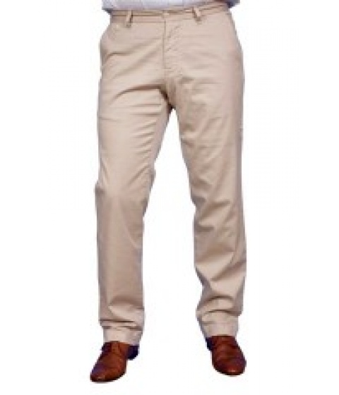 Pantaloni Bigotti - Pantalon Casual Barbati VBPNCOVN8952599922 - Bej Deschis