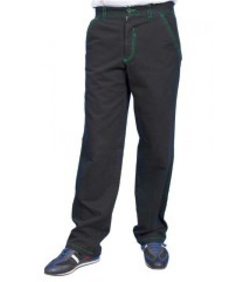 Pantaloni Bigotti - Pantalon Casual Barbati VBPNCOMB614199991 - Negru