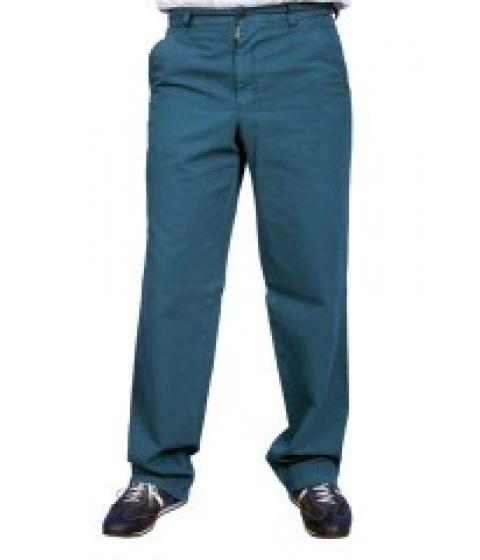 Pantaloni Bigotti - Pantalon Casual Barbati VBPNCOMB671199991 - Albastru