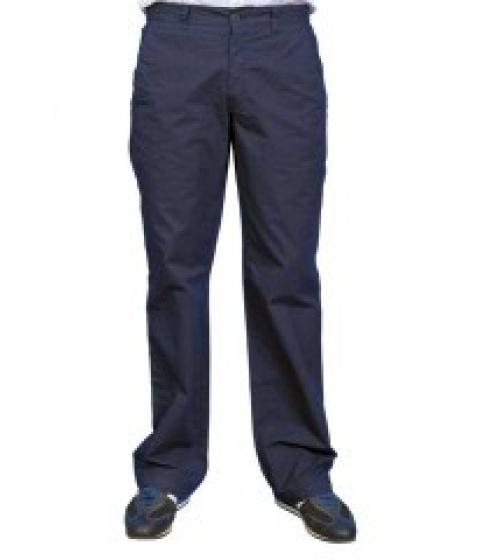Pantaloni Bigotti - Pantalon Casual Barbati VBPNCOTM873119991 - Bleumarin