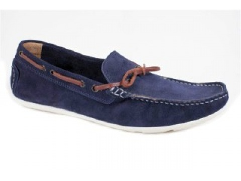 Pantofi Bigotti - Pantofi Casual Barbati VEPFSRZR051499999 - Bleumarin