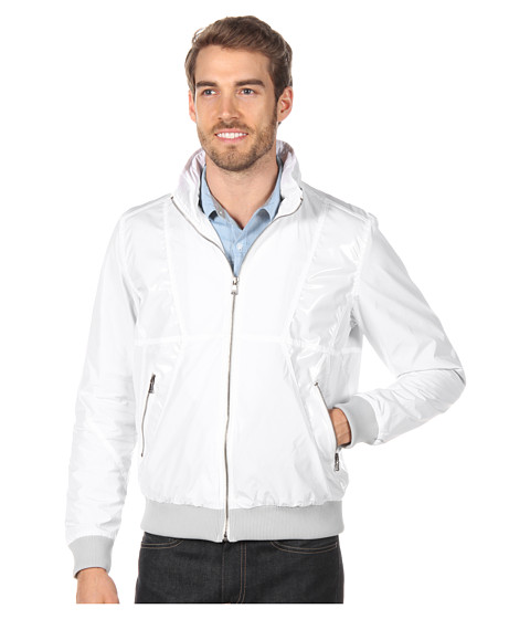 Jachete Calvin Klein - Windbreaker Jacket - White