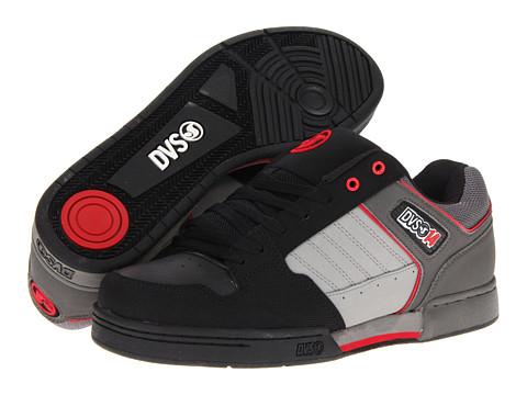 Adidasi DVS Shoe Company - Durham x Dirt Series - Black/Grey Nubuck DS