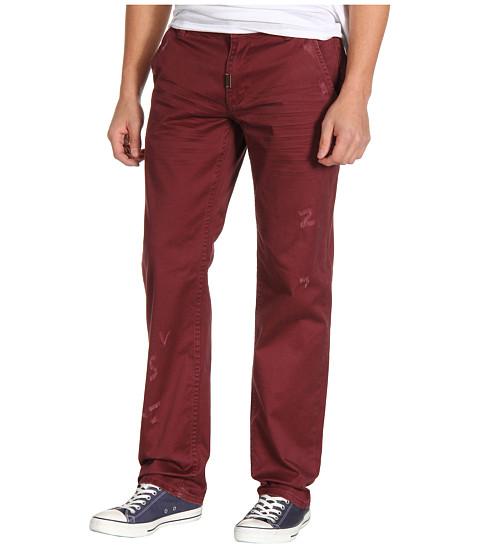 Pantaloni L-R-G - Heartwood TS Chino Pant - Burgandy