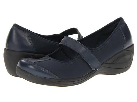 Balerini Easy Spirit - Kenisha - Black/Black Leather
