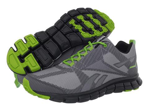 Adidasi Reebok - SmoothFlex ReeTrek - Tin Grey/Gusto Green/Gravel/Rivet Grey