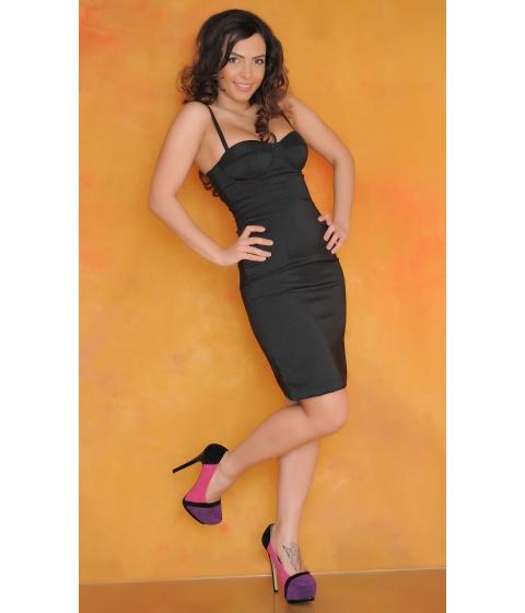 Rochii Sevy - Rochie Sexy LBD - Universala