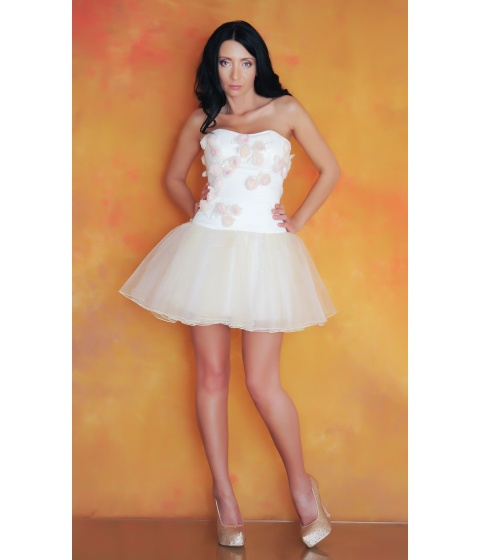 Rochii Sevy - Rochie Roses & More - Universala