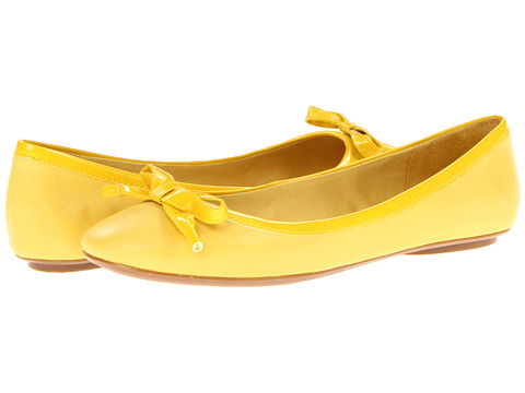 Balerini Enzo Angiolini - Bertolino - Yellow Leather