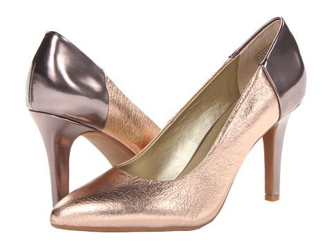Pantofi Seychelles - Strike A Chord - Rose Gold/Pewter