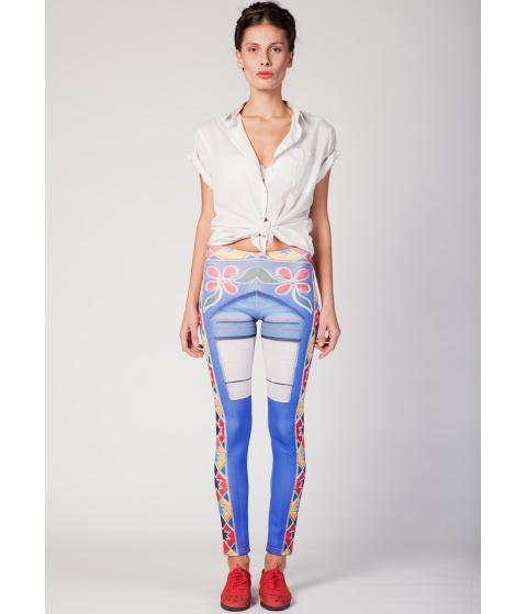 Pantaloni Moja - Colanti imprimati - Multicolor