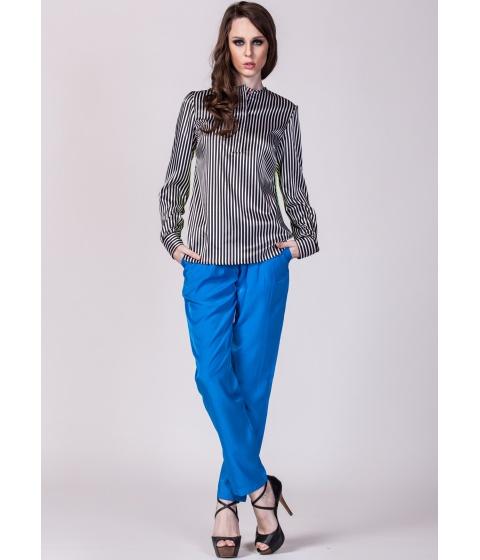 Bluze Moja - Camasa cu dungi - Alb/Negru