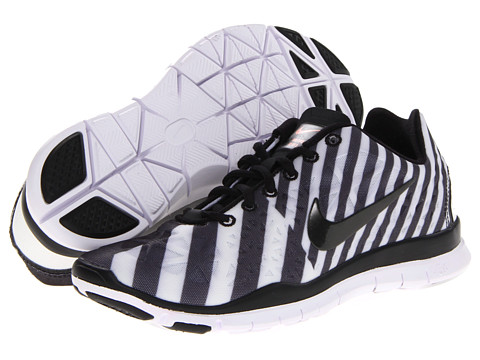 Adidasi Nike - Free TR Fit 3 Print - Black/Summit White/Atomic Pink/Black