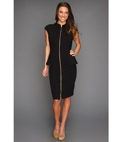 Rochii elegante: Rochie Ted Baker - Siona Seam Detailed Contoured Dress - Black