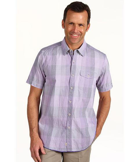 Camasi Tommy Bahama - Chill Check S/S - African Violet