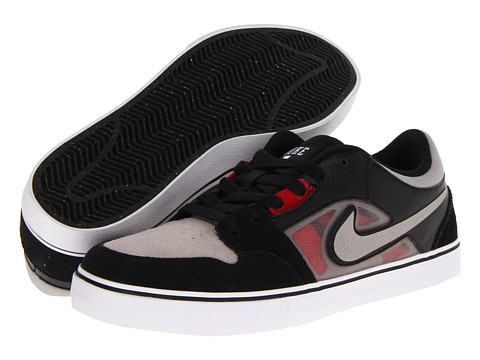 Adidasi Nike - Ruckus 2 LR - Black/University Red/White/Cobblestone