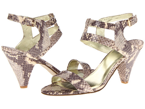 Pantofi Nine West - Catatude - Natural Multi Synthetic