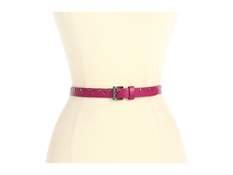 Curele Big Buddha - Studded Belt - Berry